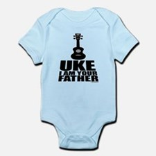 Uke Father Body Suit