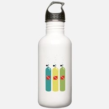 Scuba Tanks Water Bottle