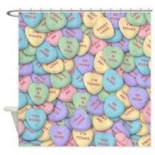 Candy Heart Sweet Valentines Day Special Shower Cu