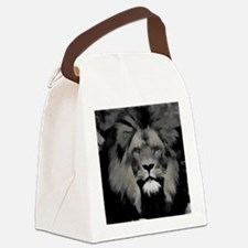 Isaac of the Jungle Canvas Lunch Bag