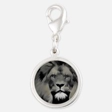 Isaac of the Jungle Silver Round Charm