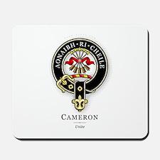 Clan Cameron Mousepad