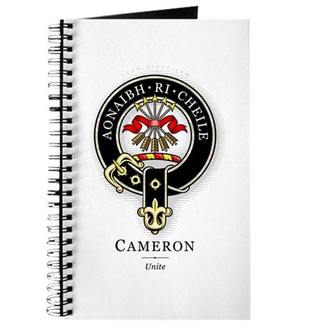Clan Cameron Journal