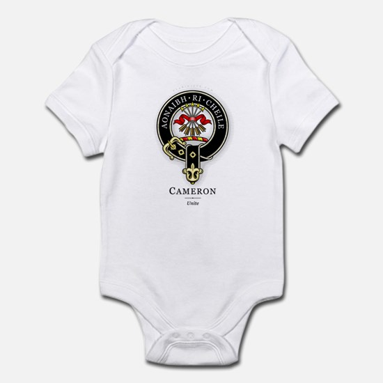 Clan Cameron Infant Bodysuit
