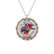 HH-60 Jayhawk USCG SAR Necklace