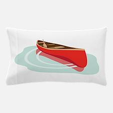 Canoe on Water Pillow Case
