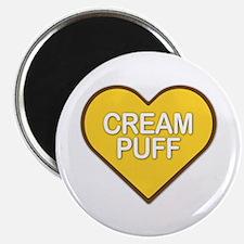 Cream Puff Magnet