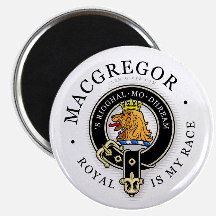 Clan MacGregor Magnet