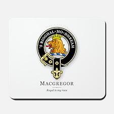 Clan MacGregor Mousepad