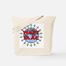 WAFT IAAC Logo Tote Bag