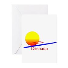 Deshaun Greeting Cards (Pk of 10)