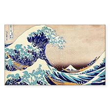 Great Wave Off Kanagawa Decal