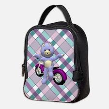 MOTOR BEAR Neoprene Lunch Bag