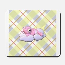 SLEEPYTIME BEAR Mousepad