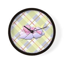SLEEPYTIME BEAR Wall Clock