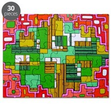 Rounded Rectangles Puzzle