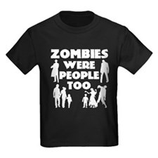 Zombies Were Ppl Too T