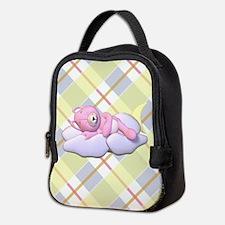 SLEEPYTIME BEAR Neoprene Lunch Bag