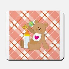 BABY BEAR Mousepad