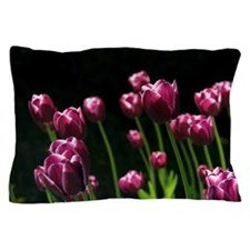 Tulips in Bloom Pillow Case