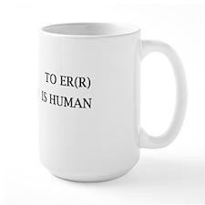 ER Mug Mugs
