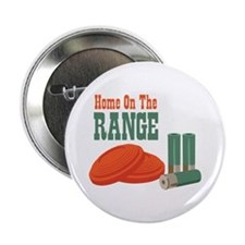 """Home On The Range 2.25"""" Button"""