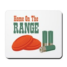 Home On The Range Mousepad