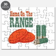 Home On The Range Puzzle