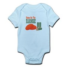 Home On The Range Body Suit