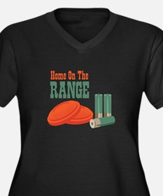 Home On The Range Plus Size T-Shirt