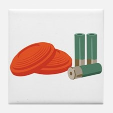 Clays Shells Tile Coaster