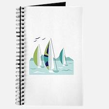 Sail Boat Race Journal