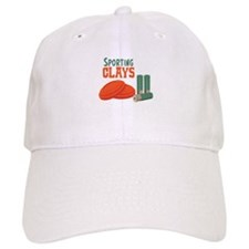 Sporting Clays Baseball Cap