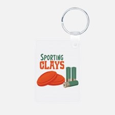 Sporting Clays Keychains