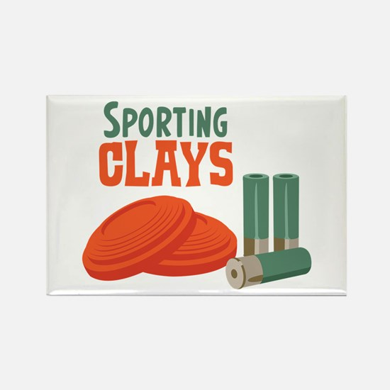 Sporting Clays Magnets