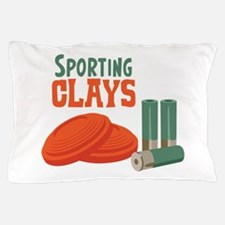 Sporting Clays Pillow Case