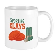 Sporting Clays Small Mugs