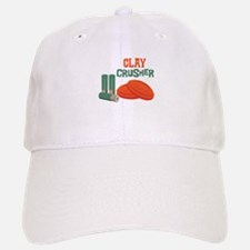 Clay Crusher Baseball Baseball Baseball Cap