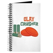 Clay Crusher Journal