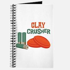 Clay Crusher Journal