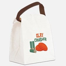 Clay Crusher Canvas Lunch Bag