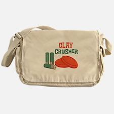 Clay Crusher Messenger Bag