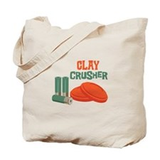 Clay Crusher Tote Bag