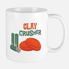 Clay Crusher Mugs