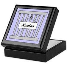 nicolas cage Keepsake Box