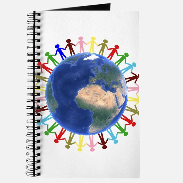 One Earth - One People Journal