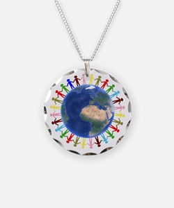 One Earth - One People Necklace