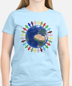 One Earth - One People T-Shirt