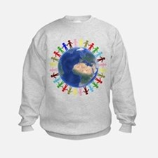 One Earth - One People Sweatshirt
