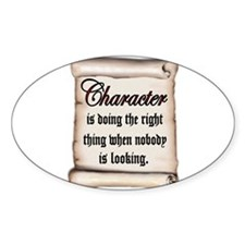 CHARACTER Decal